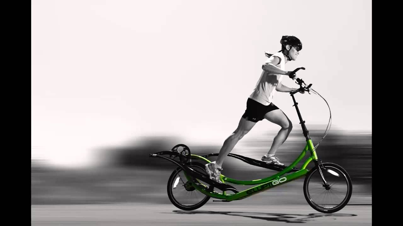 Elliptigo 8c The World S First Outdoor Elliptical Bike And Your