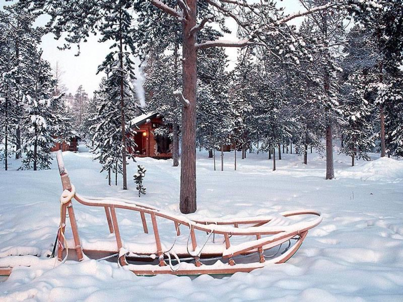 fond d'ecran gratuit hiver quebec