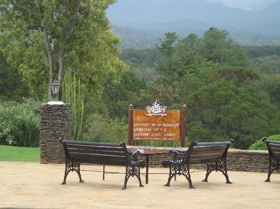 Mt Kenya Safari Club Fairmont Mount Kenya Safari Club Facing Mt
