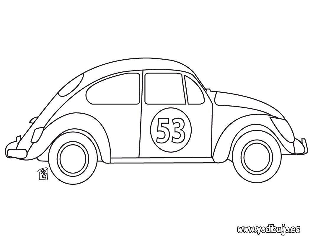 dibujo coche - Cerca amb Google | cotxes | Pinterest | Pintar ...