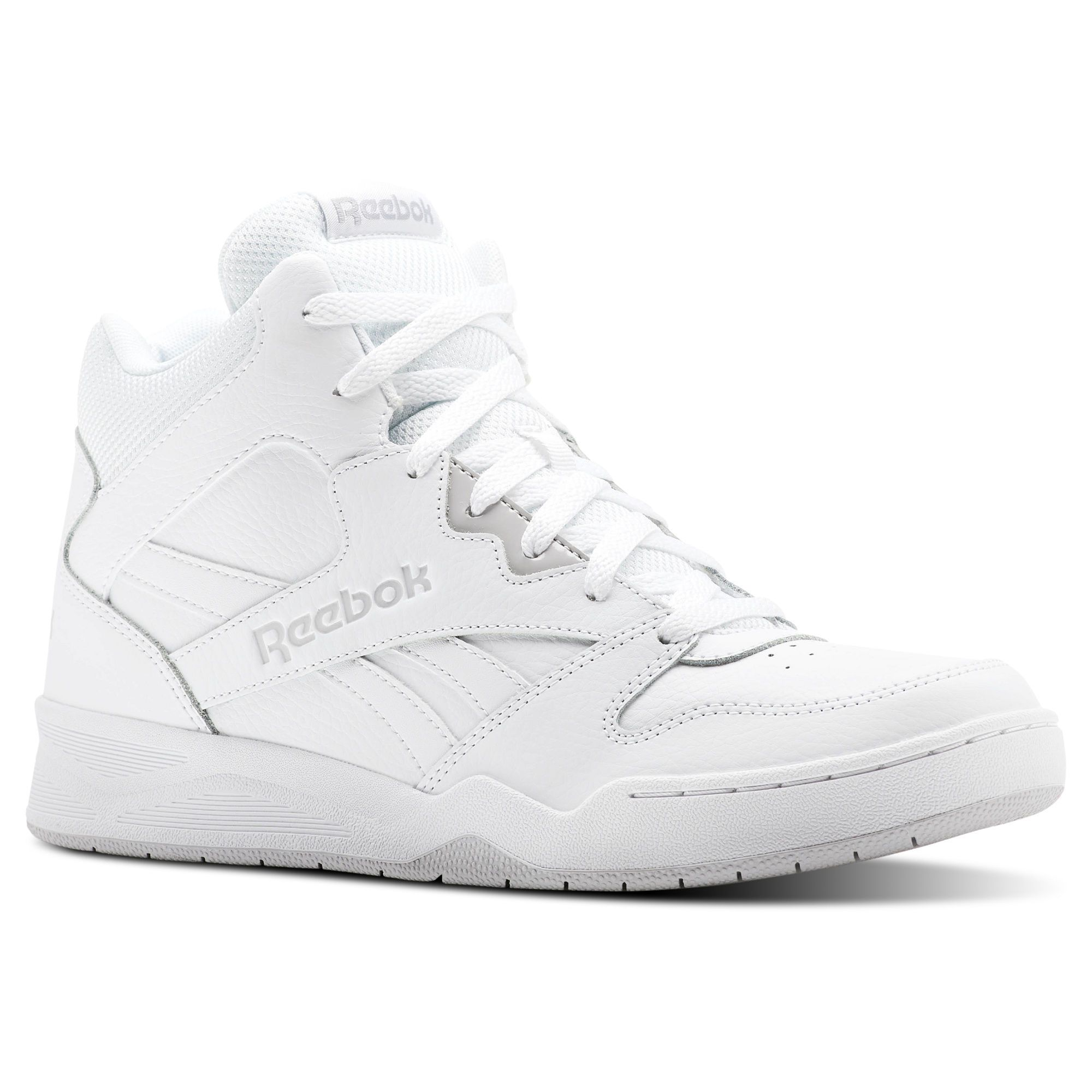 d8ca61867ec Shop for Reebok Royal BB4500 HI2 - White at reebok.com. See all the styles  and colors of Reebok Royal BB4500 HI2 - White at the official Reebok US  online ...