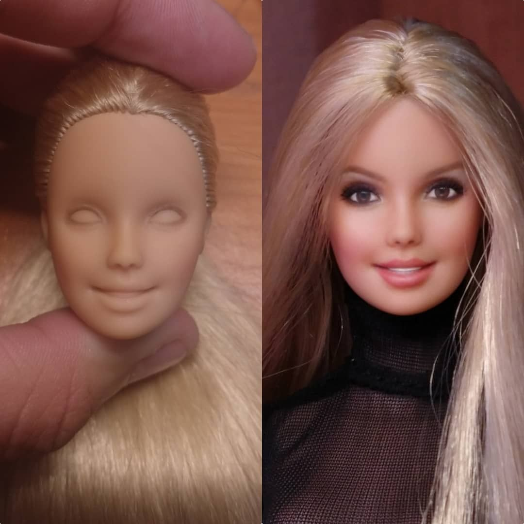 Pin On Dolls To Copy