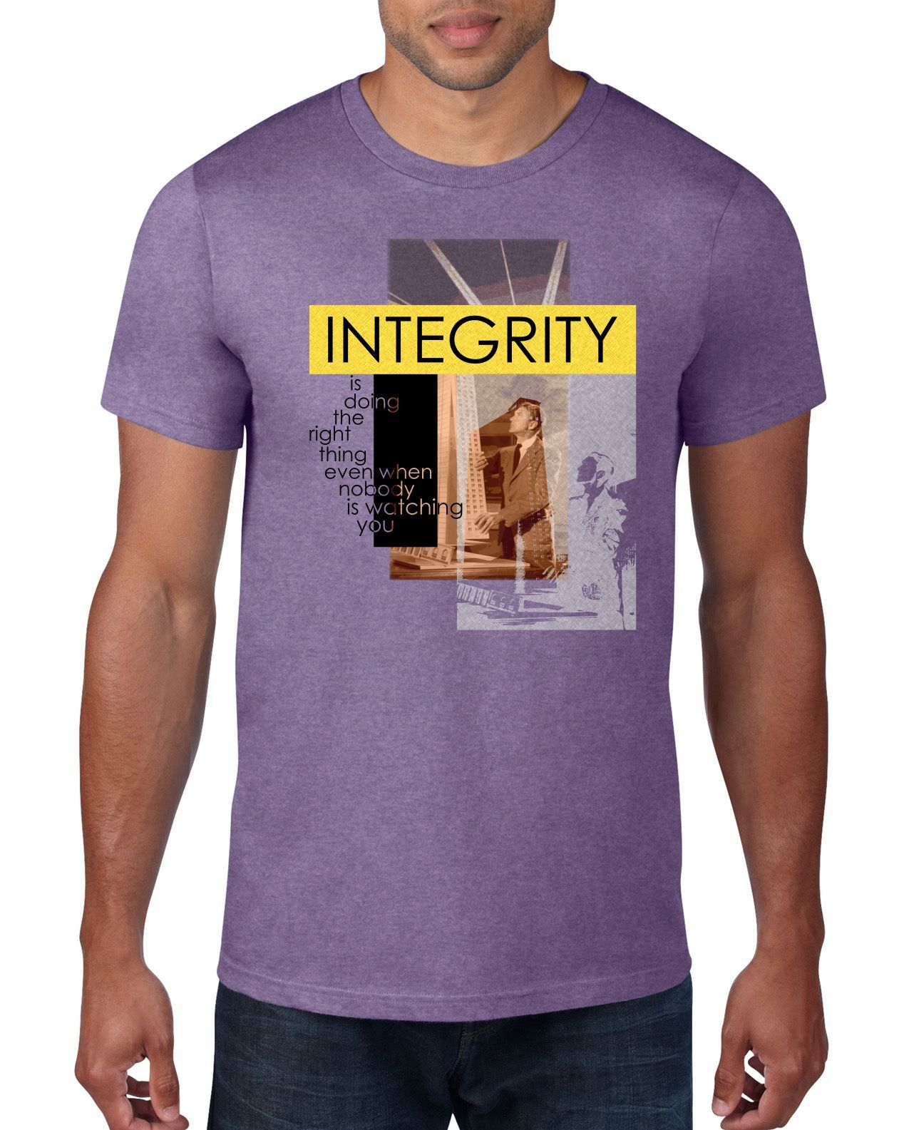 Integrity - Men's short sleeve t-shirt