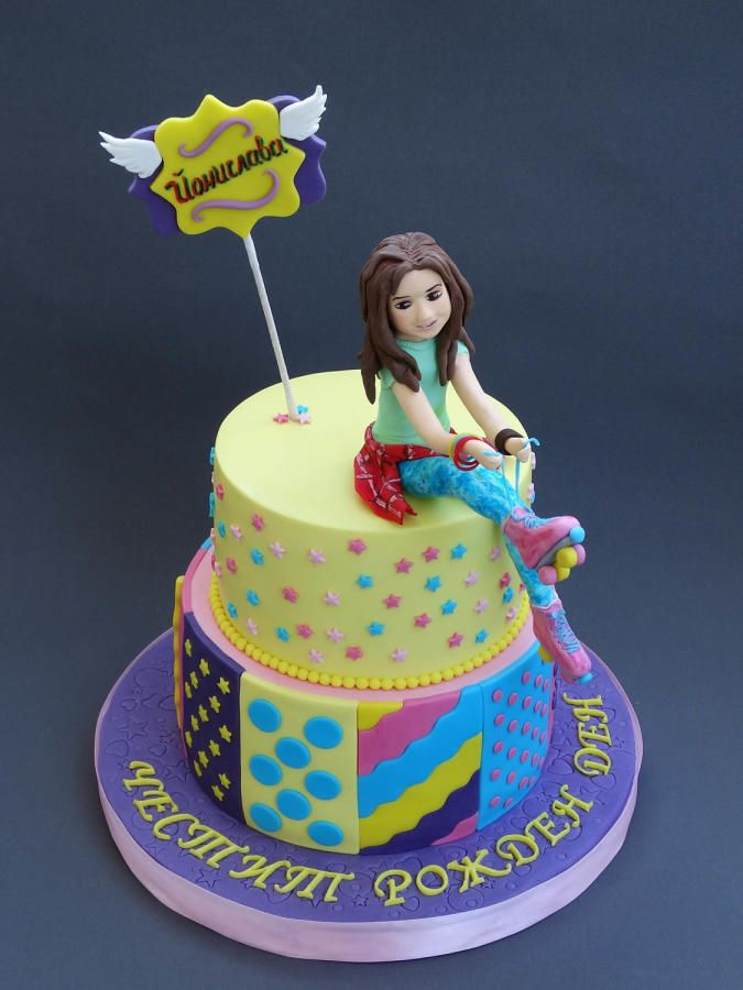 soy luna - cakedianadvd | art in yum form part 7 | pinterest