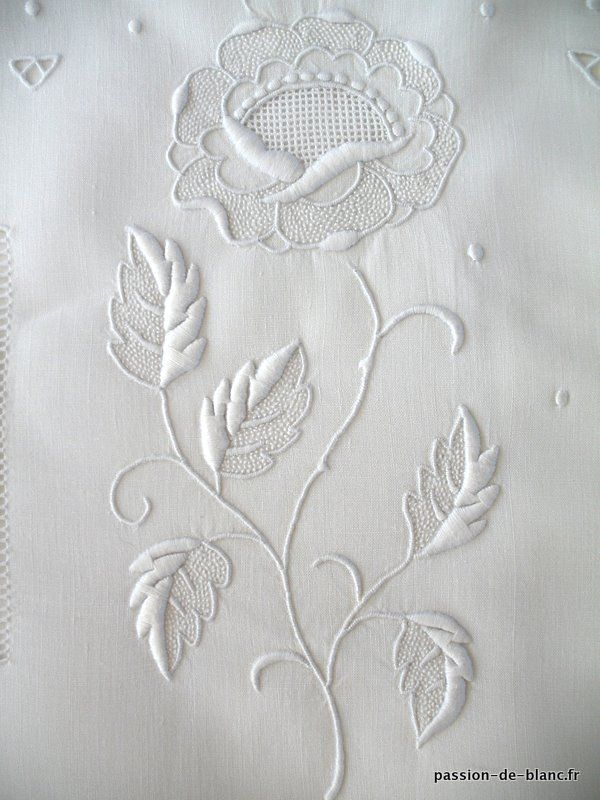 /rozhir/embroidery-3/ BACK | Broderie | Pinterest | Embroidery White Embroidery And Needlework