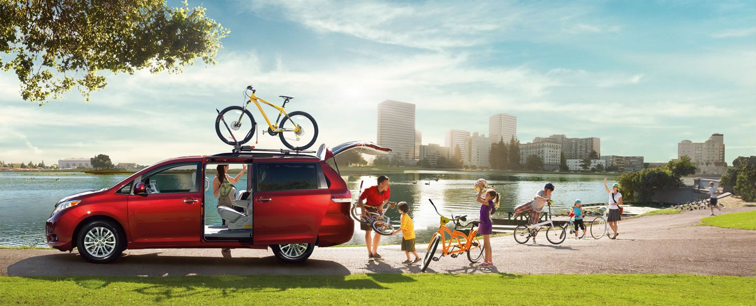 For the whole family Toyota Sienna (With images