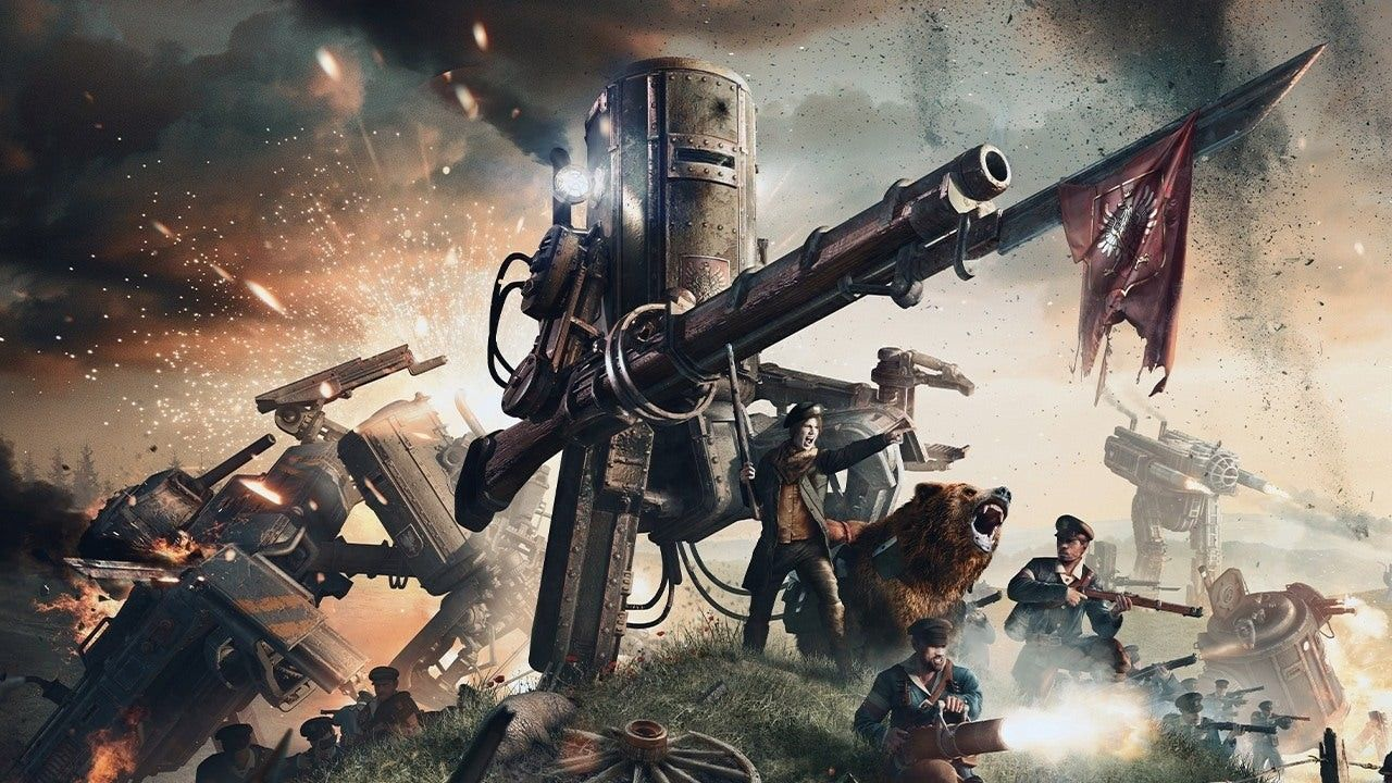 Iron Harvest Single Player Review If The Rts Is Dead Then Iron Harvest Is Some Pretty Slick Necromancy Https Www Ig Company Of Heroes Iron Single Player