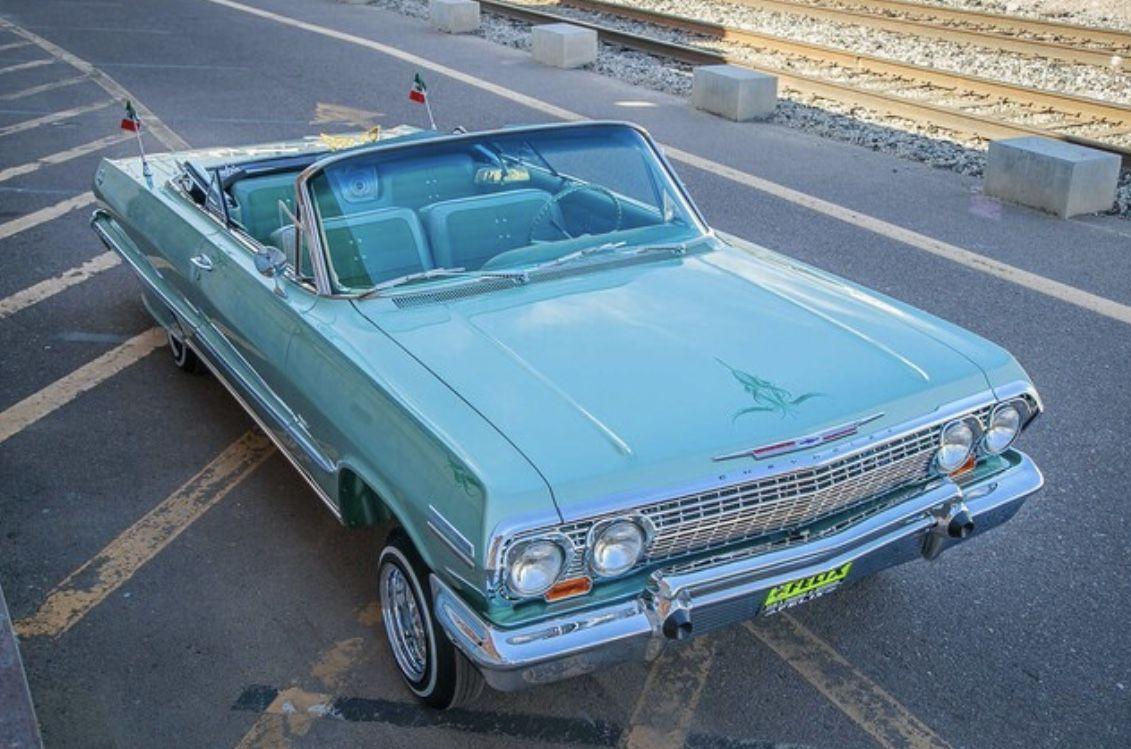 Pin By Daniel Romero On Impalas In 2020 1963 Chevy Impala Chevy
