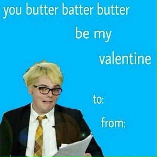 Account Suspended My Chemical Romance Valentines Memes Valentines Day Memes