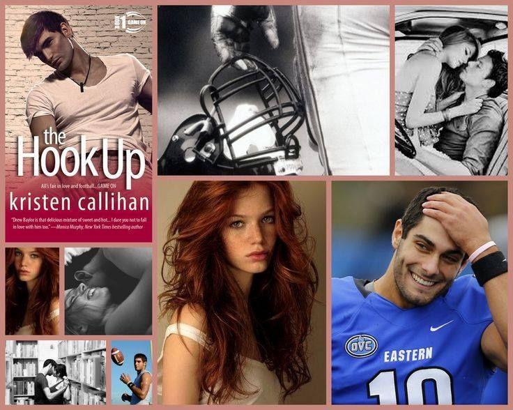 Kristen callihan hook up series