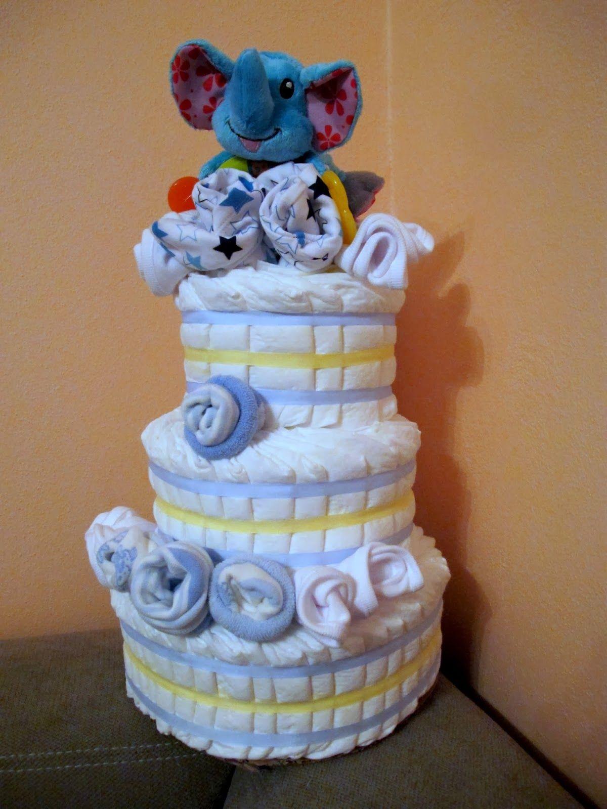Monikin svet: Plienková torta