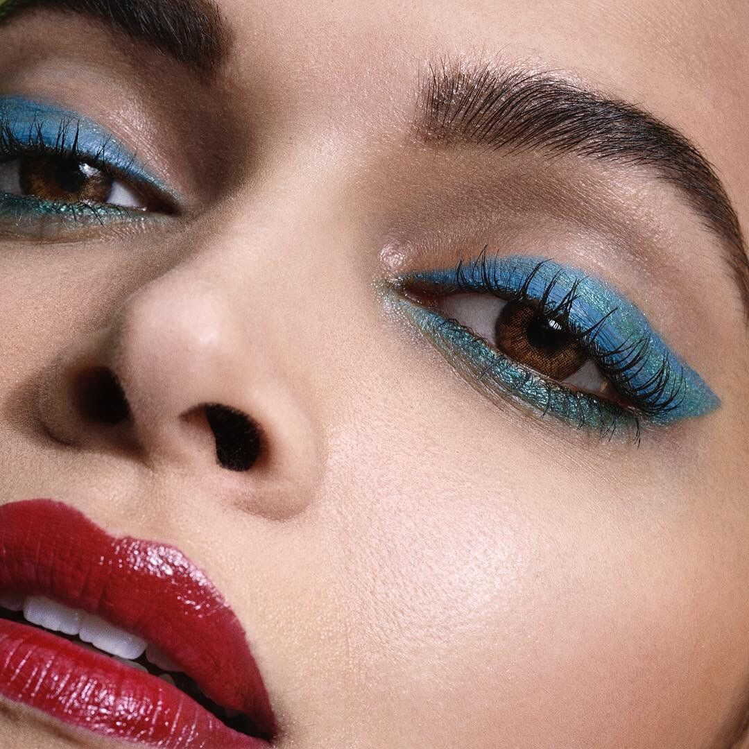 Pin by marinahlopes42 . on ha in 2019 | Eye makeup ...