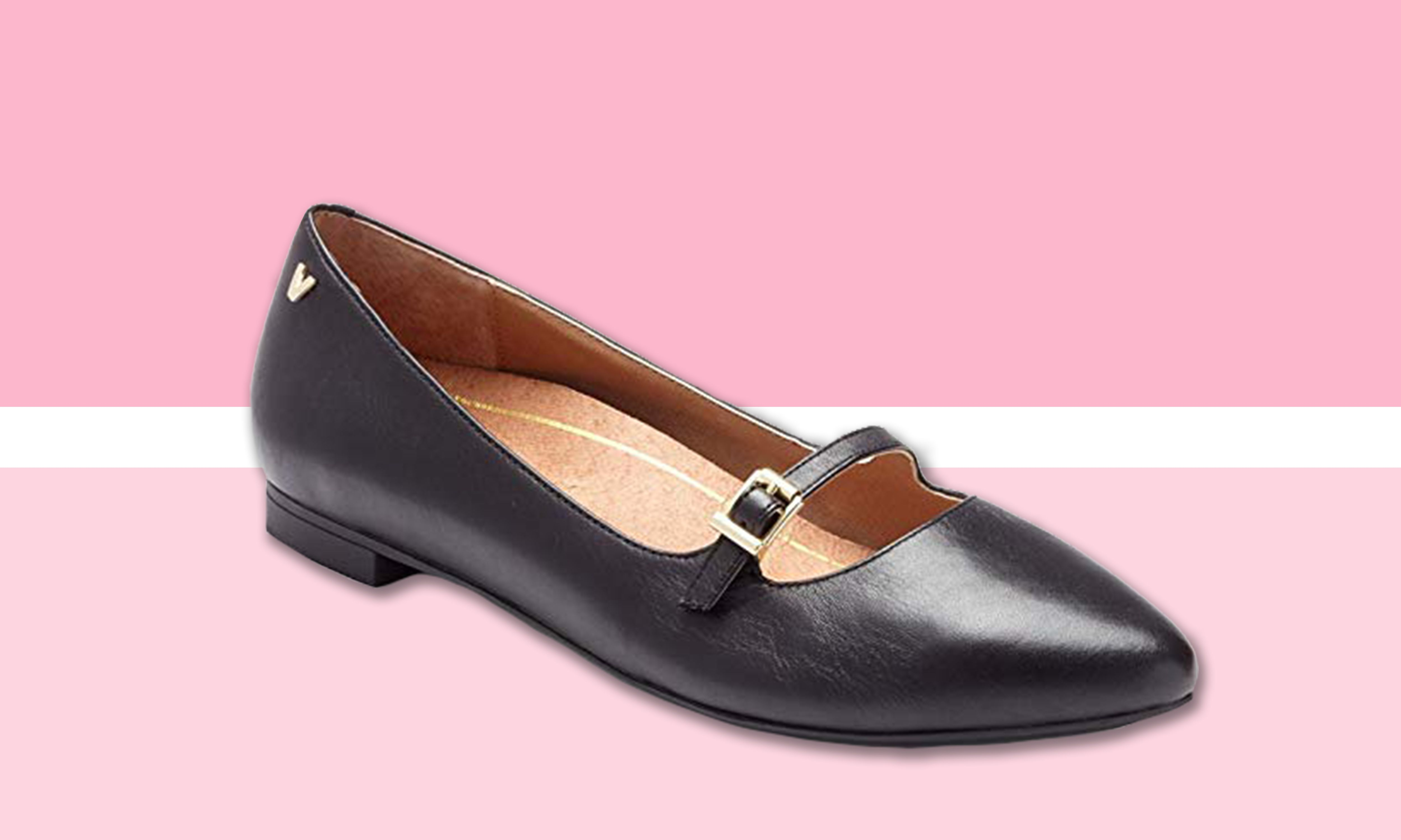 Comfortable Flats With Arch Support