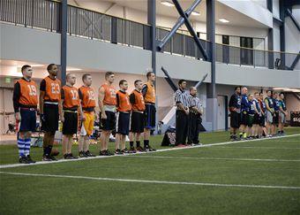 2013 Intramural football championship