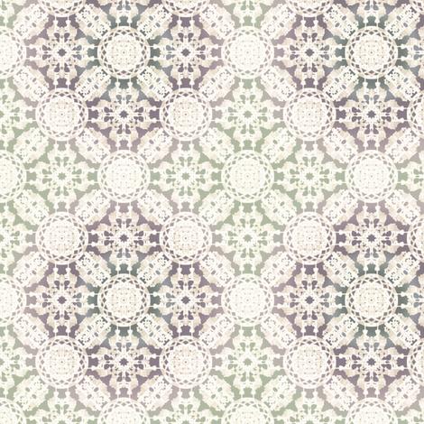 French Flower fabric by kristopherk on Spoonflower - custom fabric