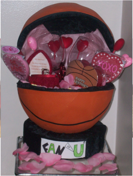 Adorable Basketball Gift Idea From Www Fanofugifts Com Diy Gifts For Boyfriend Basketball Gifts Boyfriend Gifts