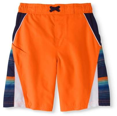 3dc5a39633bf3 Trunks Wonder Nation Boys' Fashion Swim Shorts | Products | Swim ...