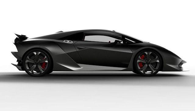 Lamborghini Sesto Elemento Super Cool Concept Car Cool Cars - Cool cars blog