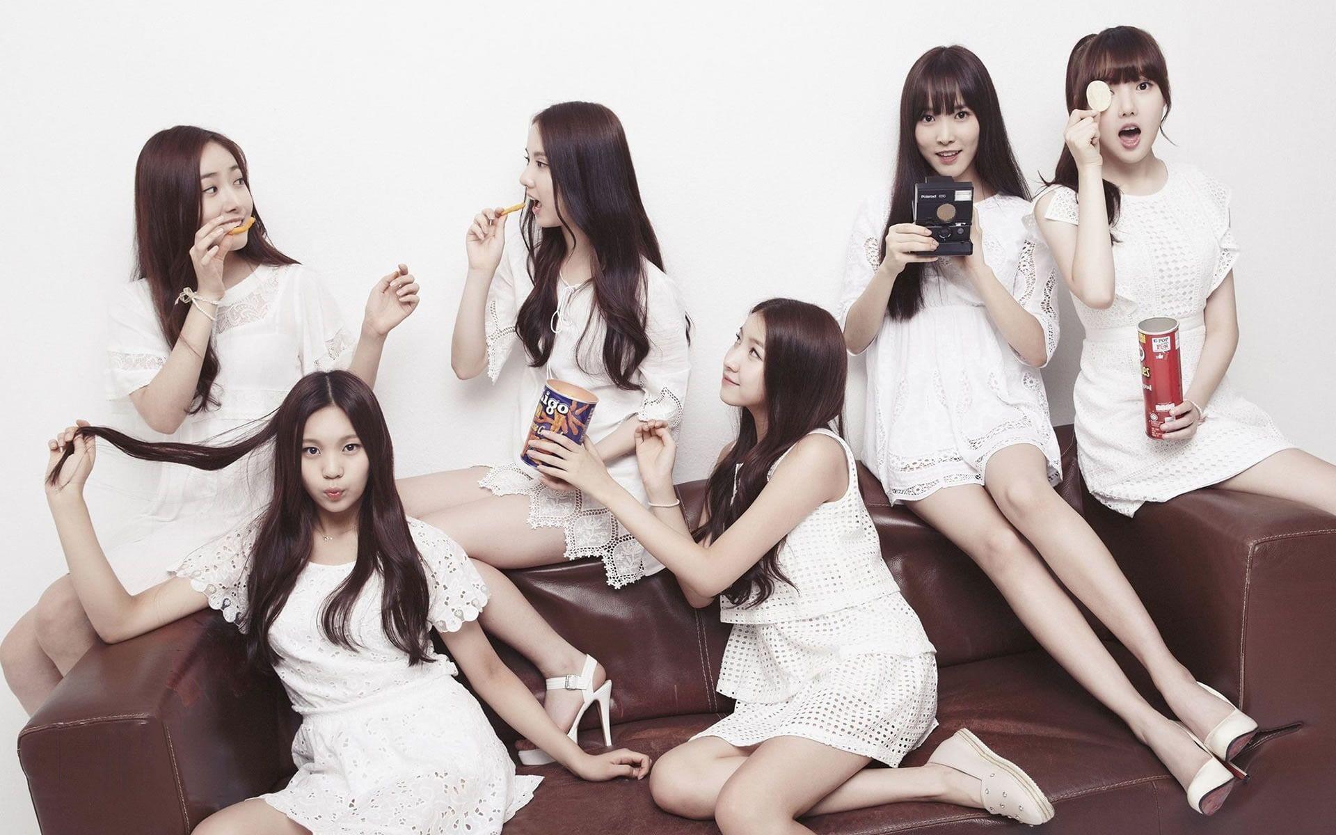 Korean Beauty Singers Gfriend Photo Wallpaper 16 1080p Wallpaper Hdwallpaper Desktop Running Man Cast G Friend Kpop Girl Groups