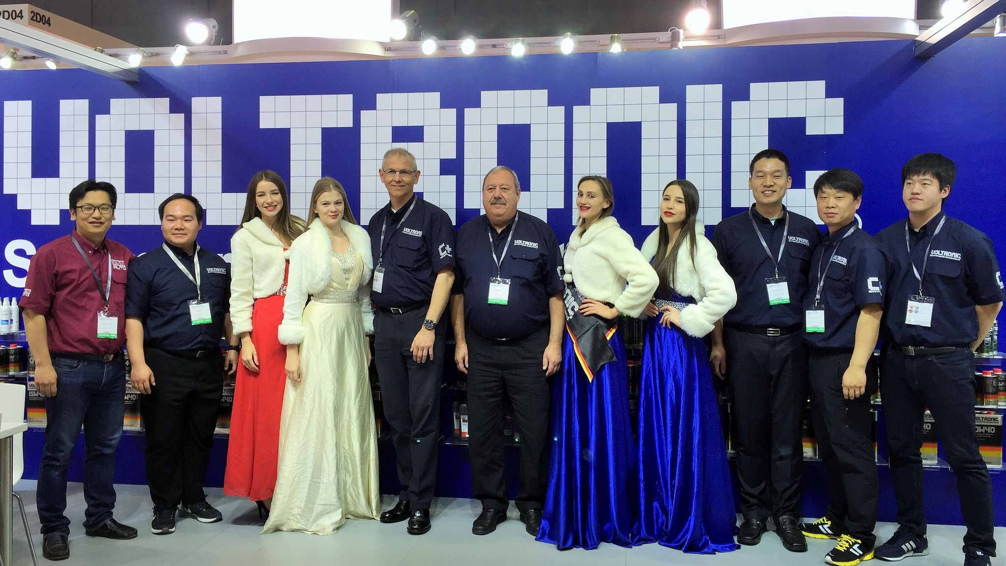 Voltronic germany debut at automechanika shanghai 2015