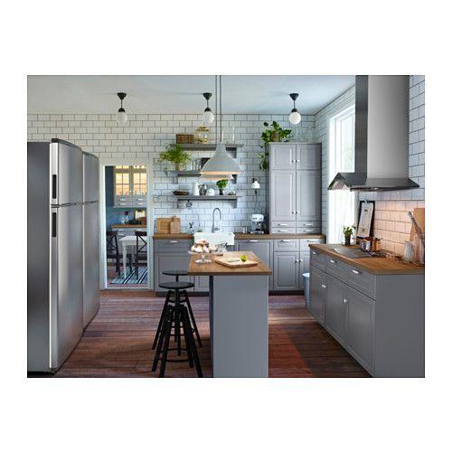Ikea Trip Planning Inspiration: BODBYN Door Grey 60 X 80 Cm