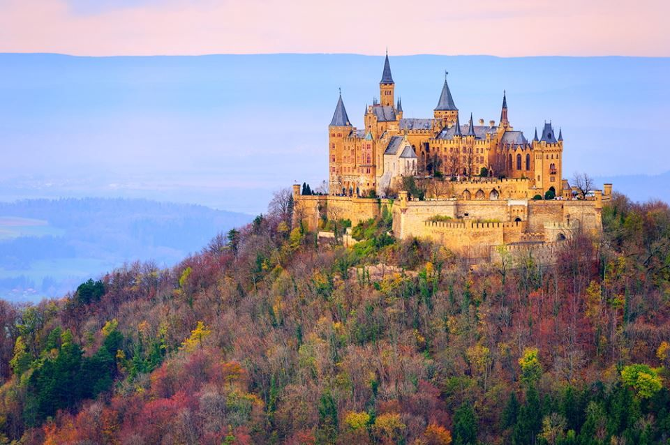 Burg Hohenzollern Hohenzollern Castle Germany Castles Beautiful Castles
