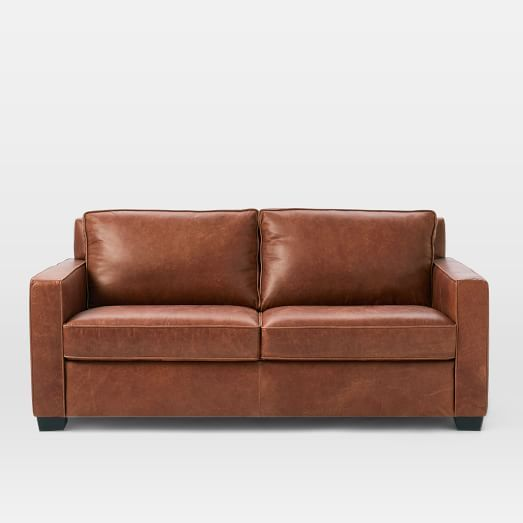Marvelous Henry Leather Sofa Tobacco West Elm Studio Unemploymentrelief Wooden Chair Designs For Living Room Unemploymentrelieforg