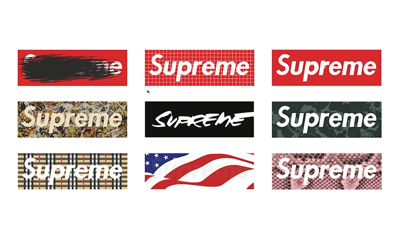 The 19 Most Obscure Supreme Box Logo Tees Supreme Box Logo Tee Supreme Logo Tshirt Logo