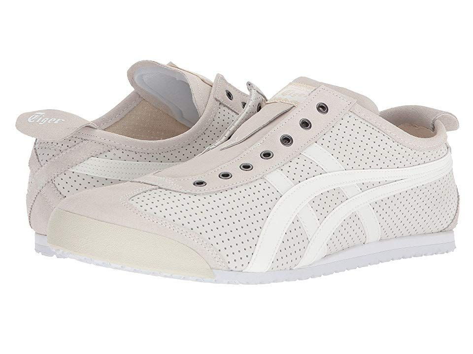 2cafd0e3faae7f Onitsuka Tiger by Asics Mexico 66(r) Slip-On Athletic Shoes White ...