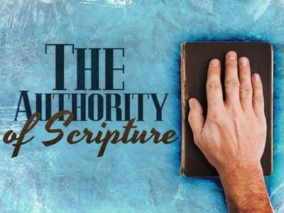 media powerpoint the authority of scripture -church powerpoint www, Powerpoint templates