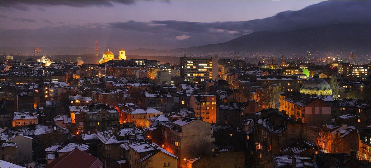 Panorámica De Sofia Bulgaria Bulgaria Pinterest Asia Europa
