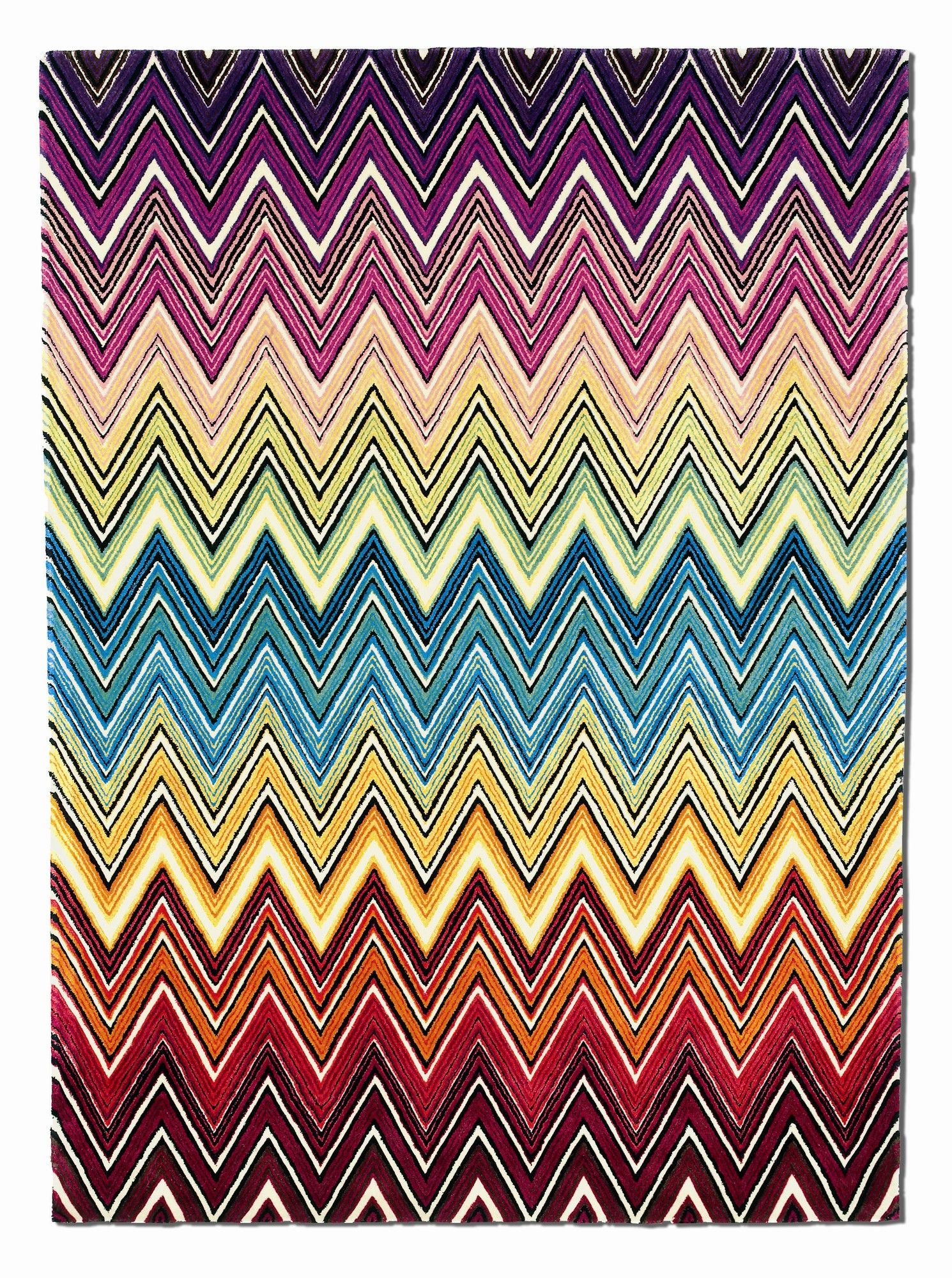 contemp replace other missoni pattern  estampas prints  - colours for a missoni inspired blanket