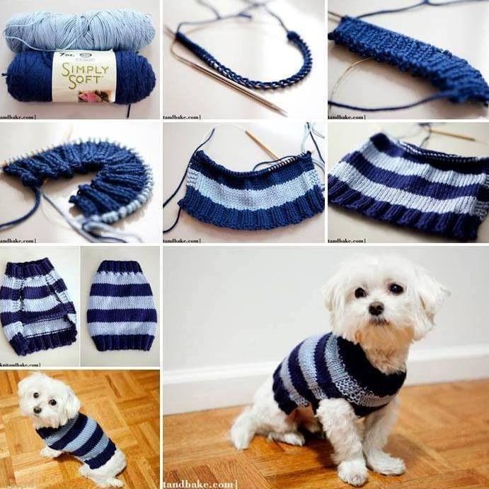 Dog sweater | azazel | Pinterest | Ropa perros, Mascotas y Ropa de ...