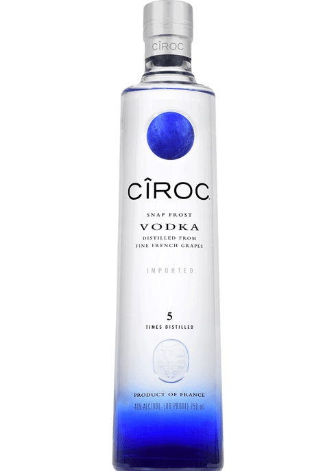 Ciroc Vodka Ciroc Vodka Vodka Ciroc