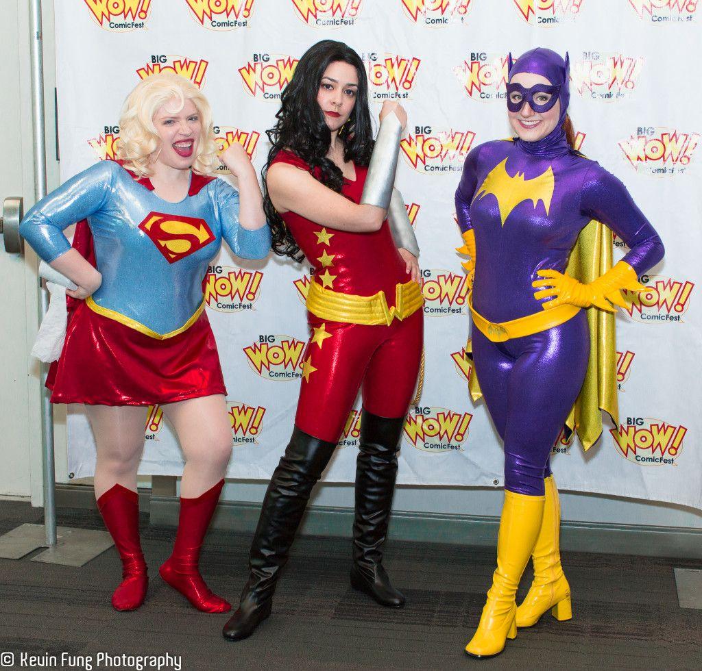 2014 Big Wow Comicfest, San Jose, California, USA San