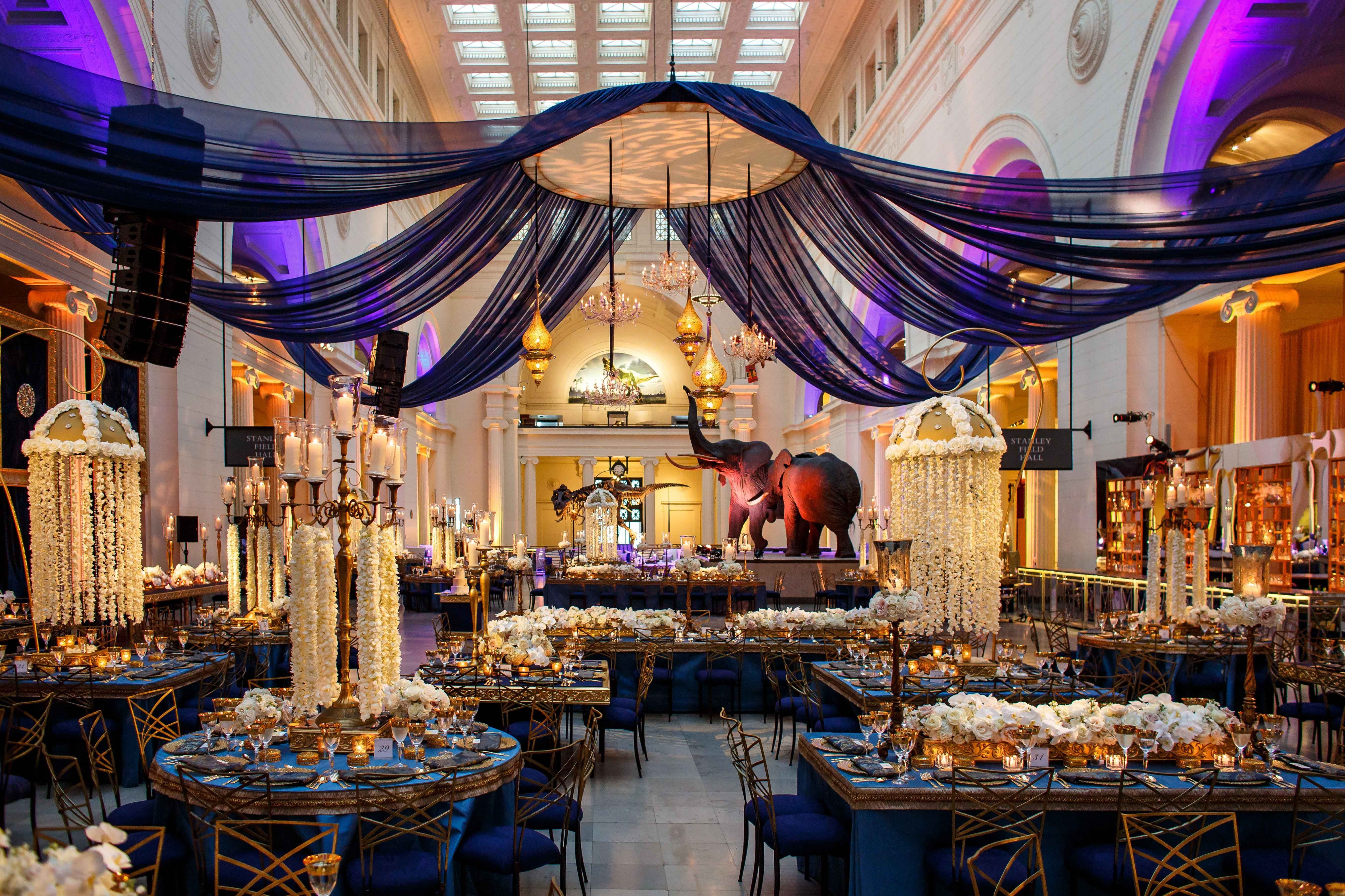 Be Inspired By Unique Chic Weddings At Museums