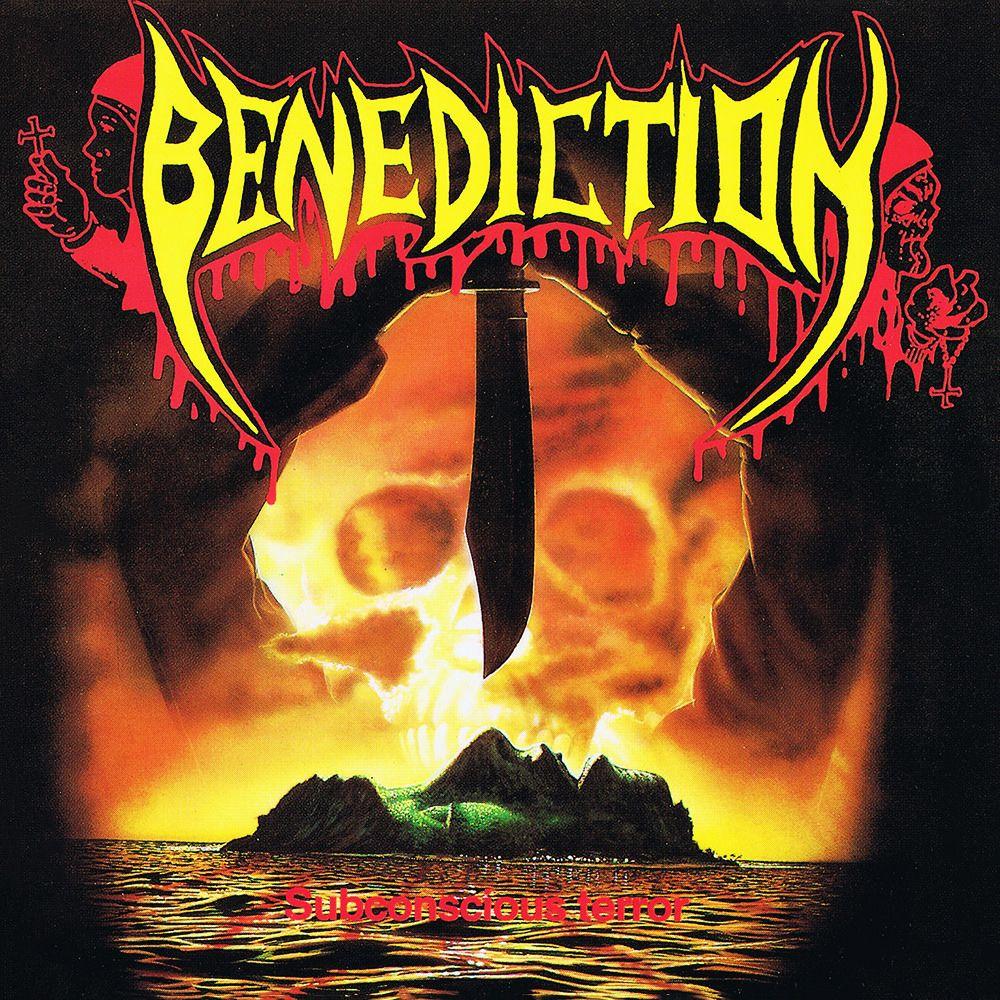 Benediction Subconscious Terror Benediction Death Metal Metal Albums