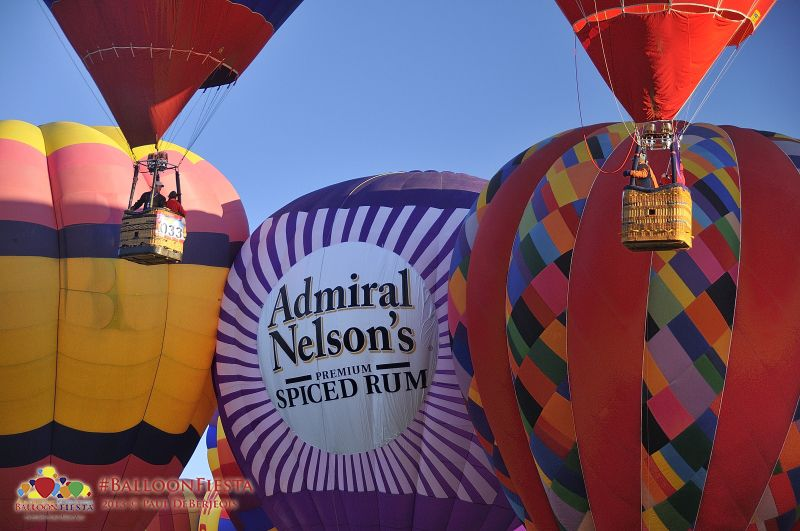 The Albuquerque International Balloon Fiesta - Join us for The World's Premiere Ballooning Event! www.balloonfiesta.com Photo by Paul deBerjeois
