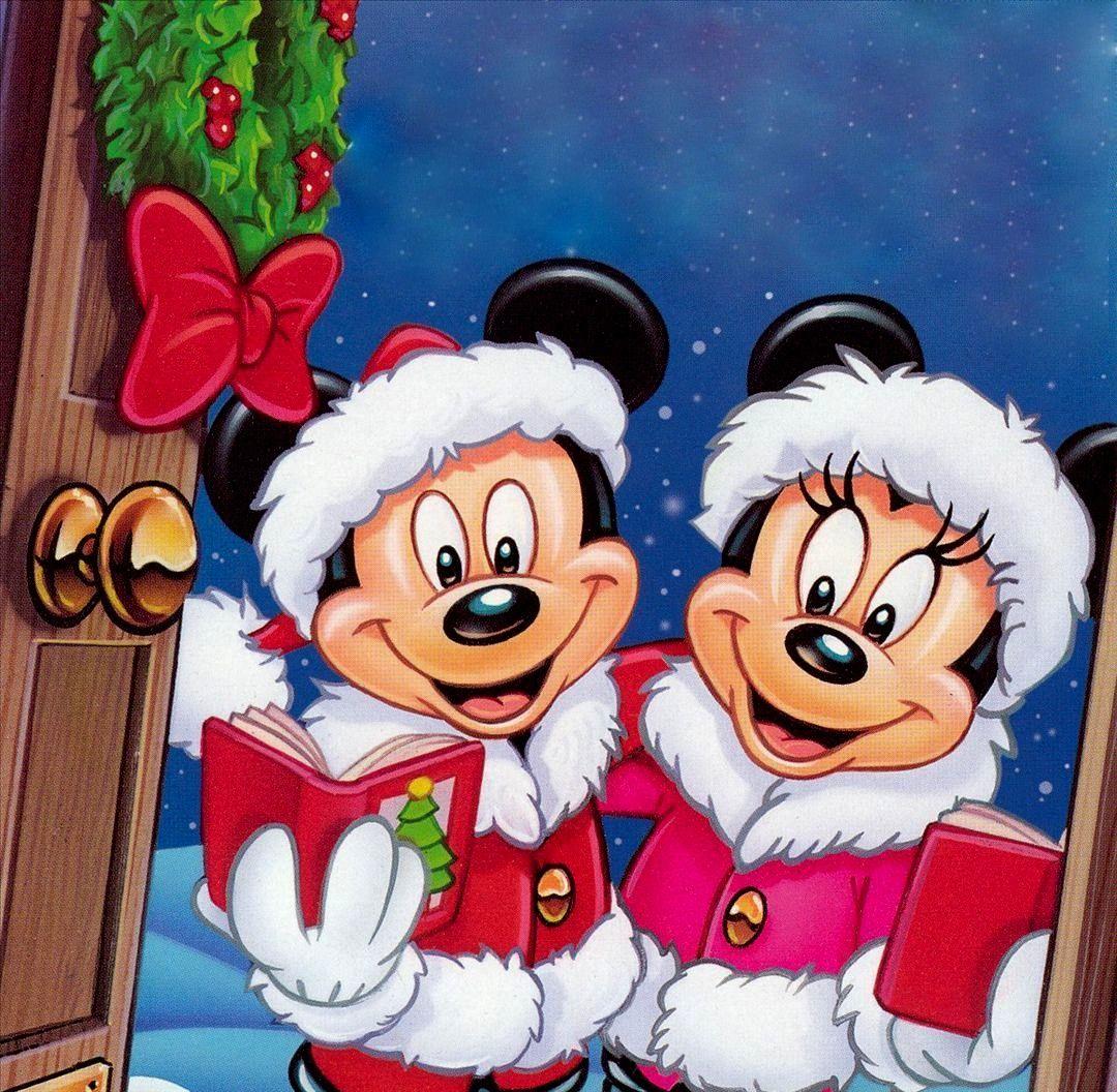 christmas disney mickey amp minnie mouse �� christmas