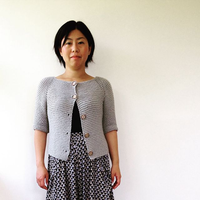 Ravelry: Project Gallery for Annabel Cardigan pattern by Carrie ...