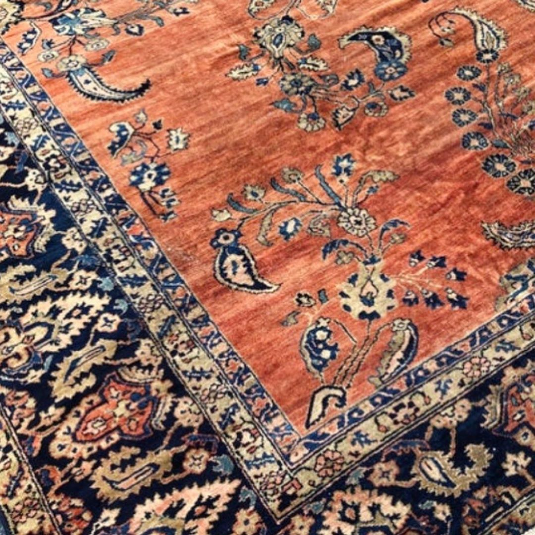 Antique Post Modern Decor Amazon In 2020 Authentic Rugs Antique Rugs Quality Rugs