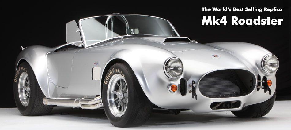 Factory Five Mk4 Roadster Ac Shelby Cobra Look Alike I Ve Seen