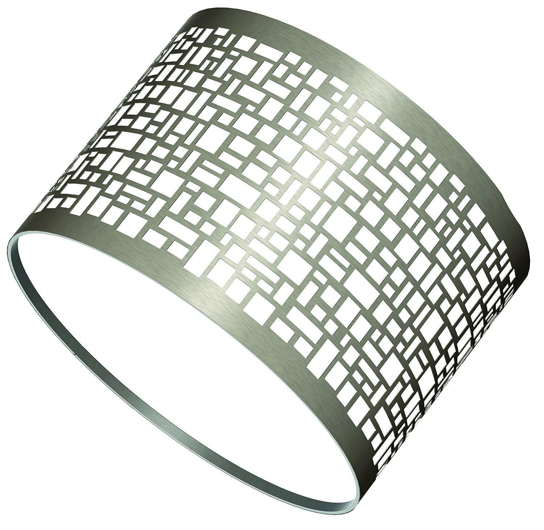 Remodel Recessed Lighting, EZClipse, Cobblestone Round Shade 8.5\