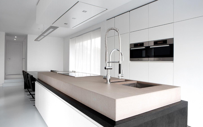Home Design Keukens : Project wilfra keukens interieurinrichting waregem