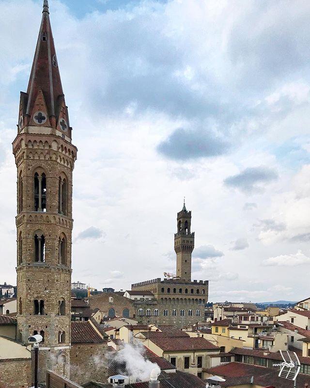 Il Risveglio Su Firenze Anche Stamane è Stato Mozzafiato