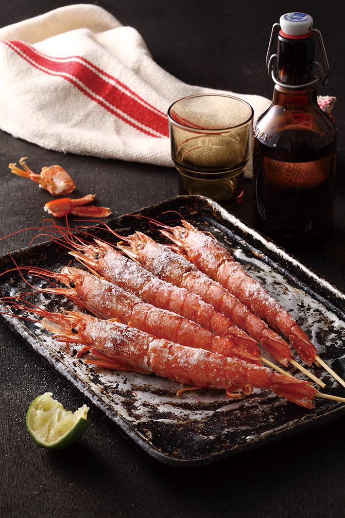 阿根廷天使紅蝦 in 2019
