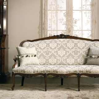 Wooden Carved Sofa Carlotta Classic Style Made In Italy Vimercati Classic Furniture Carved Sofa Buy Home Furniture Furniture