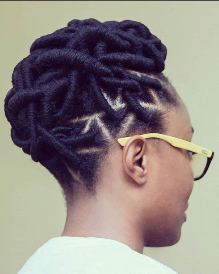African Threading Hairstyle Hair Game Hair Styles Hair Growth Treatment