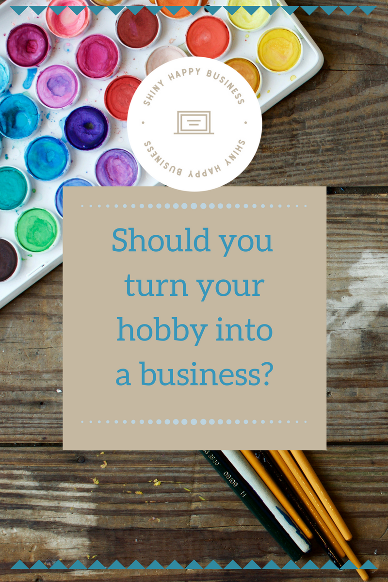 """""""Choose a job you love and you will never have to work a day in your life""""Confucius You may have a hobby that you love but would it make a good business for you? Here a some things to consider before you take the plunge. The first thing to consider is, as much as you…"""