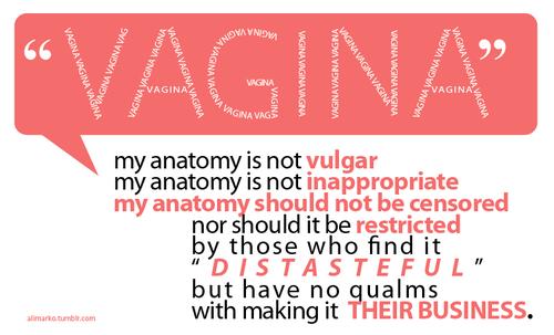 Vagina.
